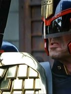 Photo Judge Dredd