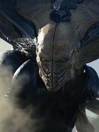 gros alien pas beau qui pue