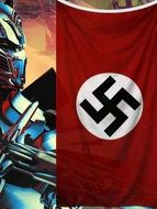 Photo Transformers Nazis
