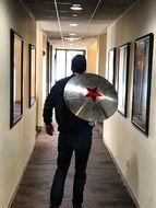 Sebastian Stan Bucky Barnes Winter Soldier
