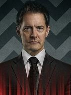 Photo Twin Peaks Dale Cooper