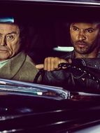 Photo Ian McShane, Ricky Whittle