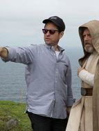 Photo J.J. Abrams, Mark Hamill