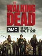 Affiche, The Walking Dead