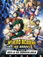 My Hero Academia : Two Heroes