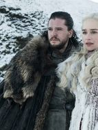 photo, Kit Harington, Emilia Clarke