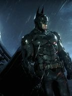 Batman dans Arkham Knight
