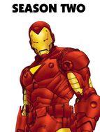 The Invincible Iron Man Saison 2