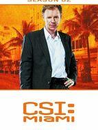 Les Experts : Miami Saison 2