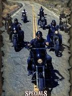 Sons of Anarchy Specials