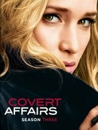 Covert Affairs Saison 3