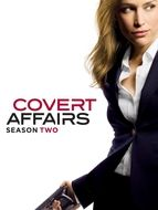 Covert Affairs Saison 2
