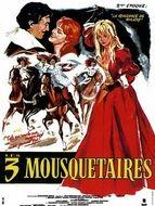 Les Trois Mousquetaires - Deuxième époque : La vengeance de Milady