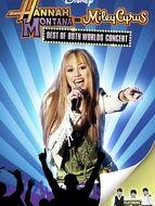 Hannah Montana et Miley Cyrus : le concert événement en 3 D