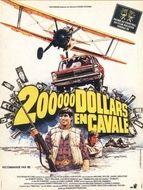 200 000 dollars en cavale / Sursis