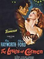 Amours de Carmen (Les)