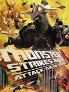 Monster X strikes back: Attack the G8 summit