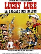 Lucky Luke : La ballade des Dalton
