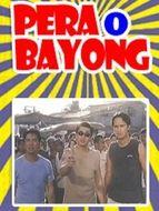 Pera o bayong: Not the TV