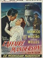 L'Affaire Manderson