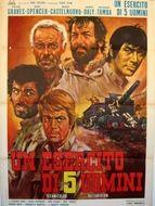 Cinq hommes armés