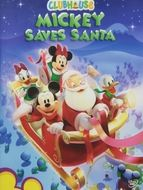 Mickey père Noël