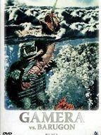 Gamera contre Barugon