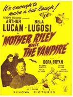 Mother Riley meets the Vampire
