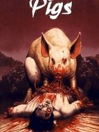 Roadside torture chamber / Pigs !