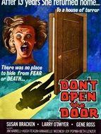 Don't open the door !