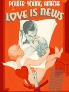 Amour en première page (L')