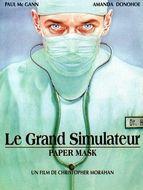 Grand simulateur (Le) - Paper mask
