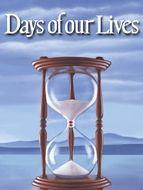 Des jours et des vies