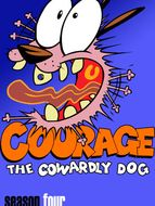 Courage, le chien froussard