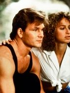 photo, Patrick Swayze, Jennifer Grey