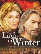 Un lion en hiver