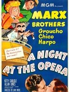 Nuit à l'opéra (Une)