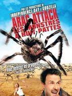 Arac attack, les monstres à 8 pattes
