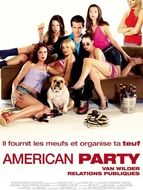 American Party - Van Wilder relations publiques