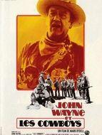 John Wayne et les Cowboys