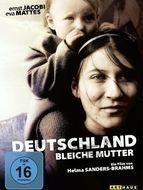 Allemagne mère blafarde