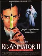 Re-Animator II, la fiancée de Re-Animator