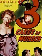 Trois meurtres