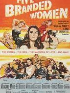 Cinq femmes marquées