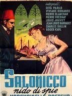 Salonique, nid d'espions