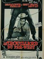 Le Trouillard du Far West