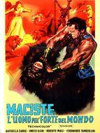Maciste, l'homme le plus fort du monde