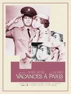 Vacances à Paris