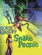 Snake people / Isle of the living-dead