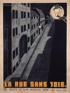 La Rue sans joie